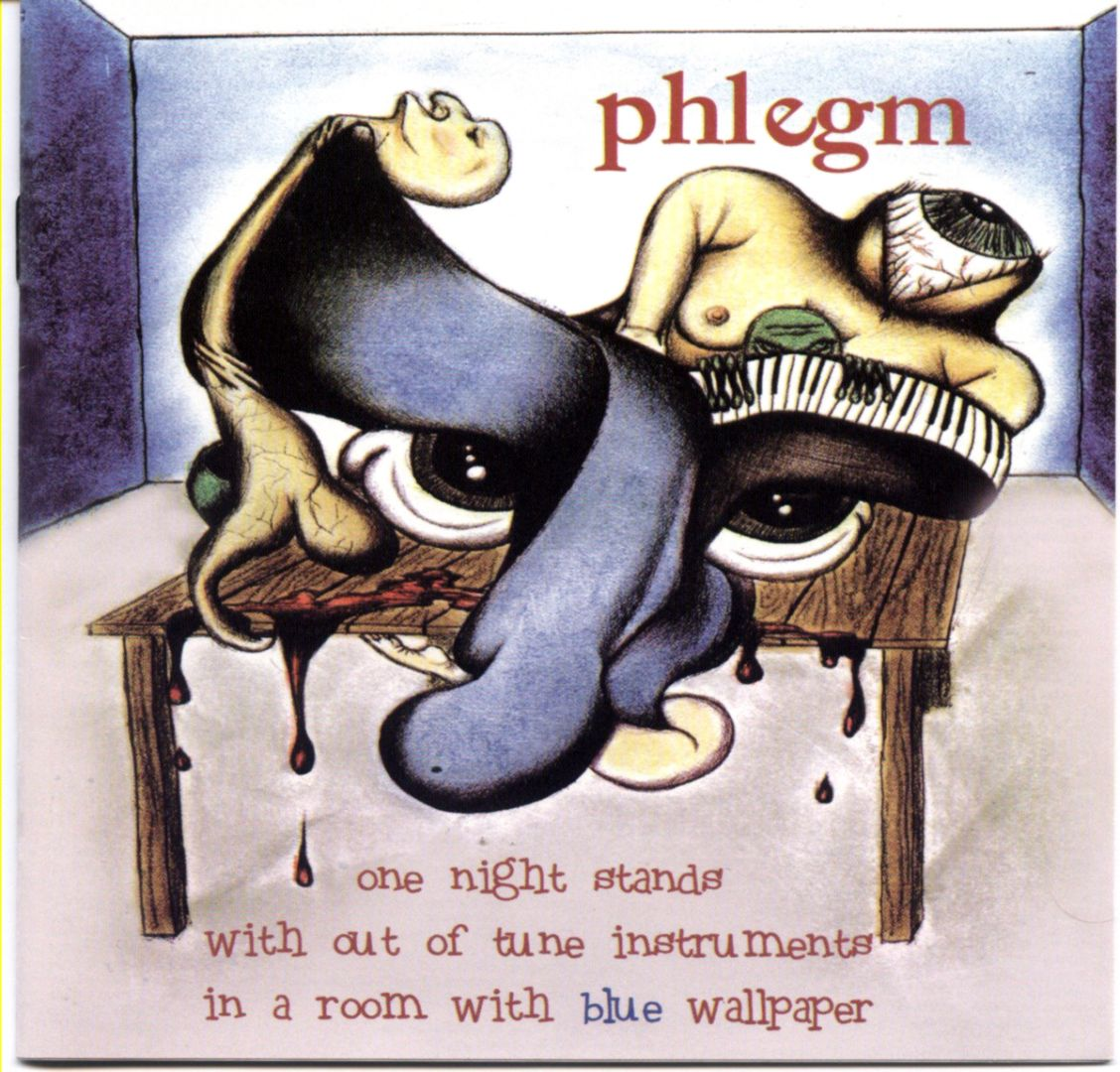 phlegm one night stands with out of tune instruments in a room