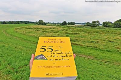 Wanderführer Hamburg, Wandern rund um Hamburg, 55 gute Gründe sich auf die Socken zu machen, Buch von Annett Rensing