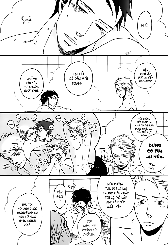Dù Thế Nào Em Vẫn Yêu Anh--EXTRA 1--[ShuShi Group] - Tác giả Yoneda Kou - Trang 15