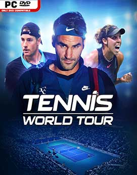 Tennis World Tour Torrent torrent download capa