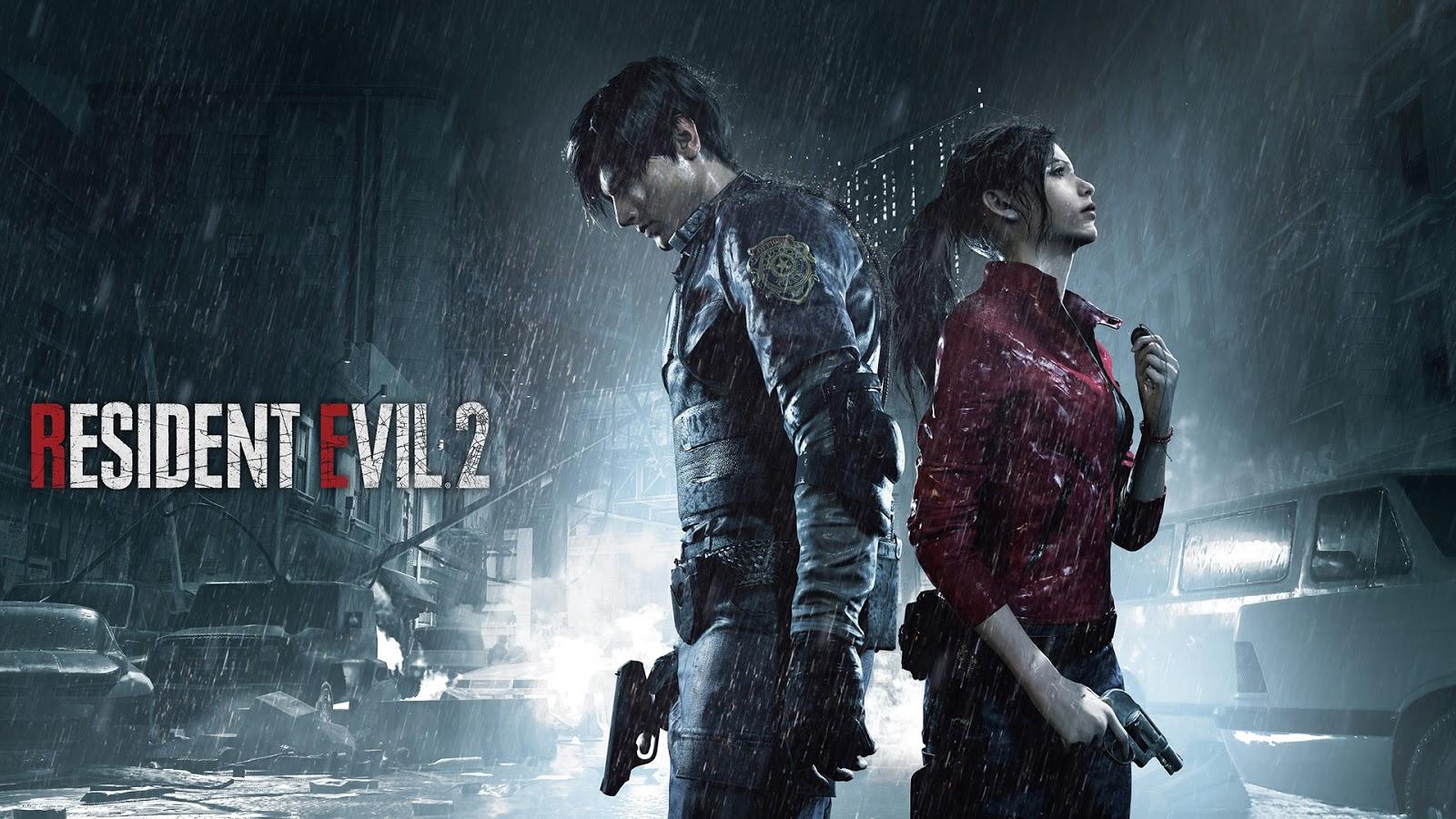 Resident Evil 2 : Remake Versi Android Apk + Obb Terbaru
