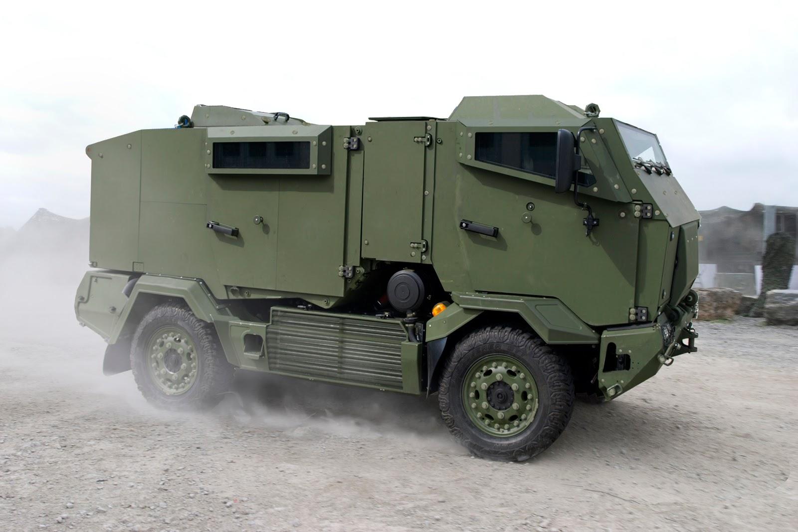 SNAFU!: Belgian Light Troop Transport Vehicle (LTTV)