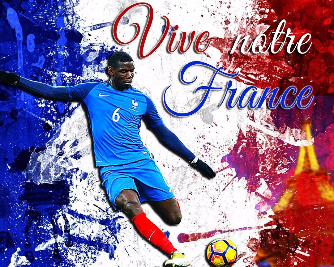 Wallpapers : France 2018 World Cup Squad