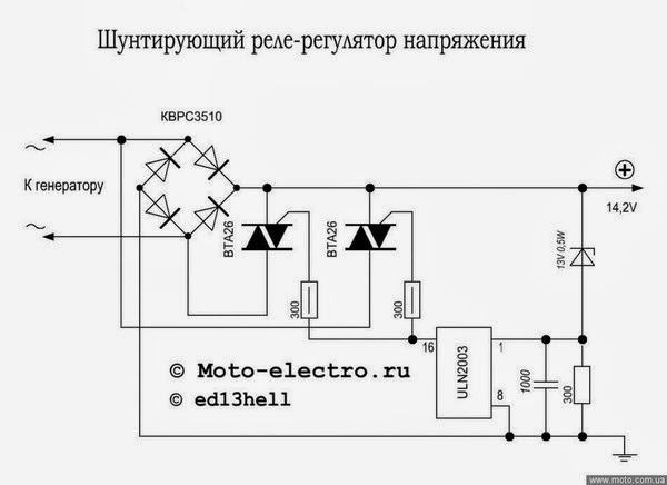 Solusi Battery  Koleksi Skema Kiprok Aplikasi Honda Tiger Dan Megapro