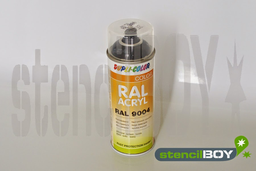 StencilBOY.de: Acryllack Nach RAL-Norm