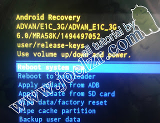 Firmware advan e1c 3g marsmallow