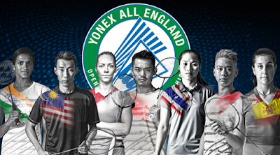 Live Streaming Final Badminton All England 10 Mac 2019