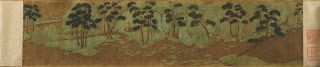 Китайский художник Чжао Мэнфу