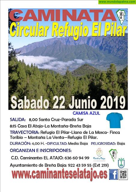 EL ATAJO: Circular Refugio El Pilar
