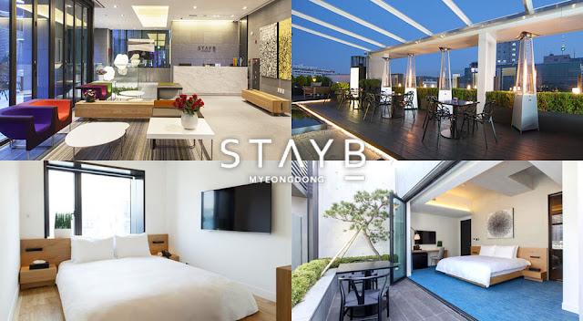 明洞 STAY B 酒店 STAY B Hotel Myeongdong