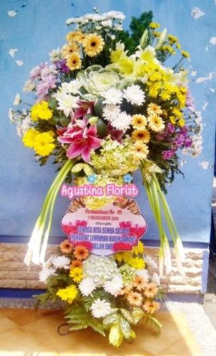 standing bunga surabaya