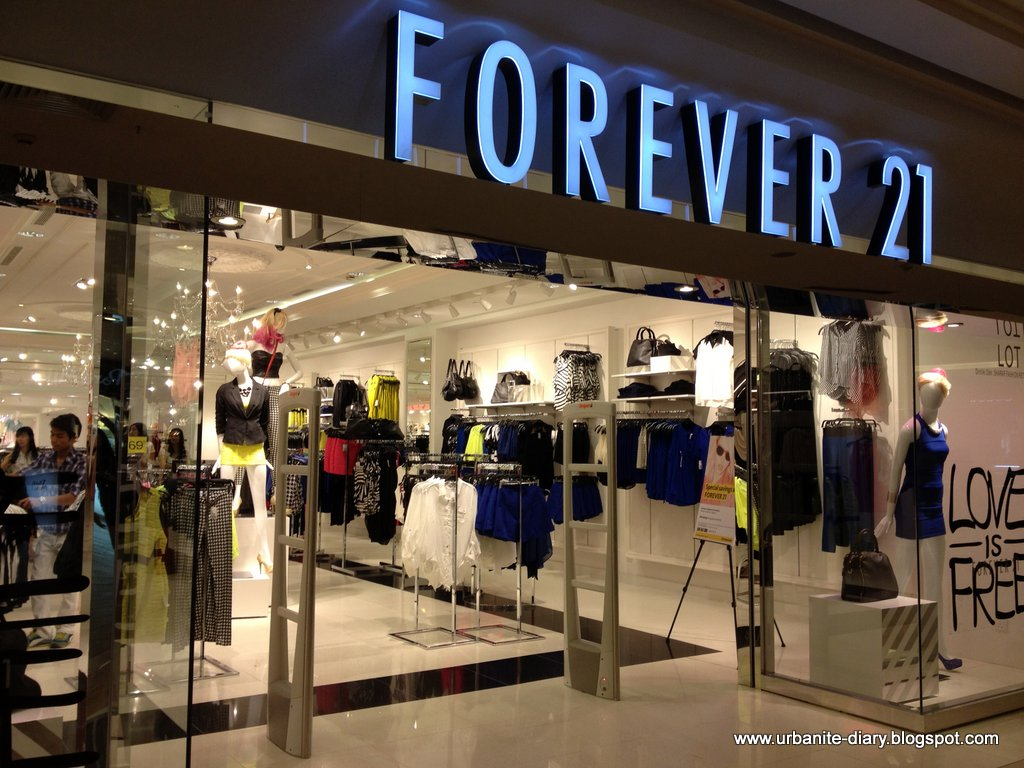 21 Forever Shopping Cart 133 Pink Pumps And Forever 21 Mid Valley