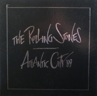 Bootleg Rambler The Rolling Stones 1989 12 19 Quot Atlantic