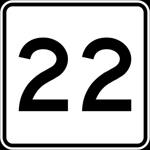 UNDERGARONNE: 22 (nombre, Lettre, Arcane