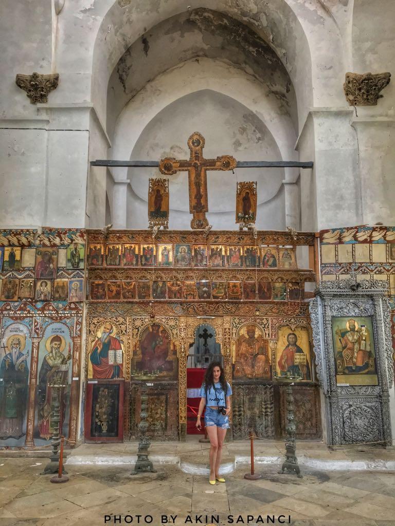 Kıbrıs Barnabas Kilisesi