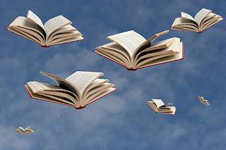Les Lectures De Larsinette Le Livre Qui Vole D Yves Montmartin