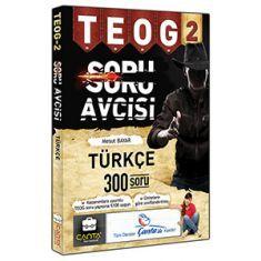 Çanta 8.Sınıf TEOG 2 Türkçe Soru Avcısı (2016)