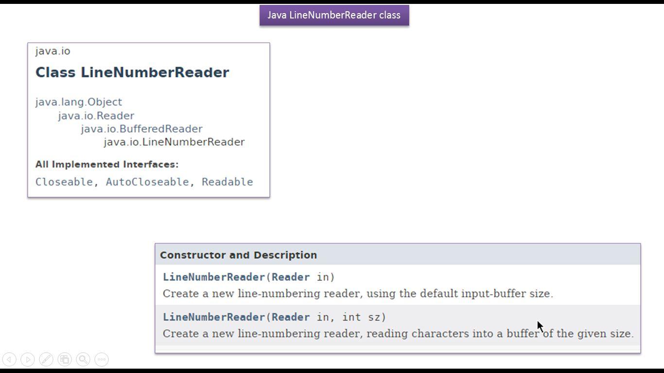 Java ee java tutorial java io linenumberreader java tutorial java io linenumberreader baditri Image collections