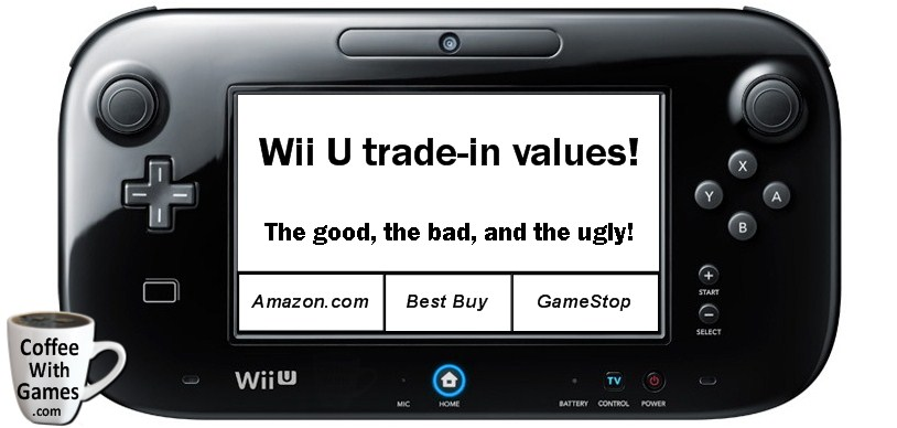 gamestop trade in values wii u console. Black Bedroom Furniture Sets. Home Design Ideas