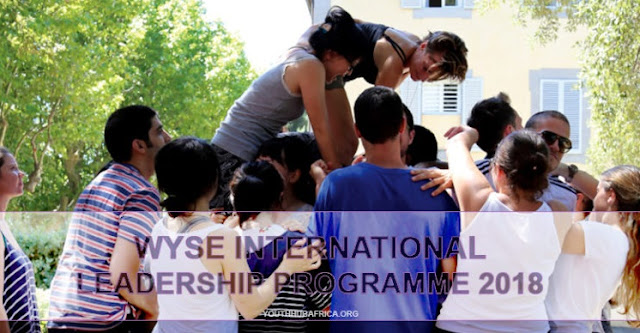 WYSE International Leadership Programme 2018