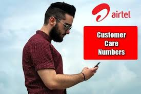 Airtel Customer Care Number For The Different States