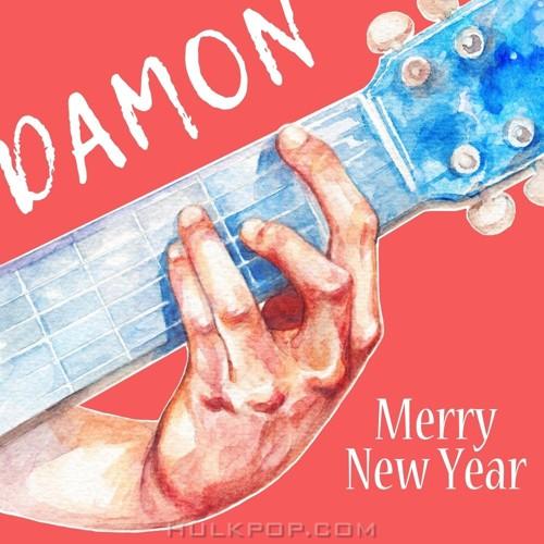 DAMON – Merry New Year – Single