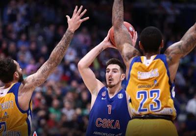Nando De Colo - CSKA Moscow