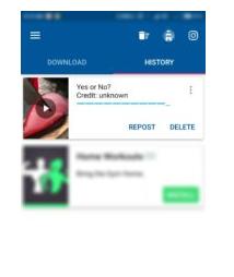 Cara Mendownload Video Instagram di ponsel Android, Begini cara mudahnya