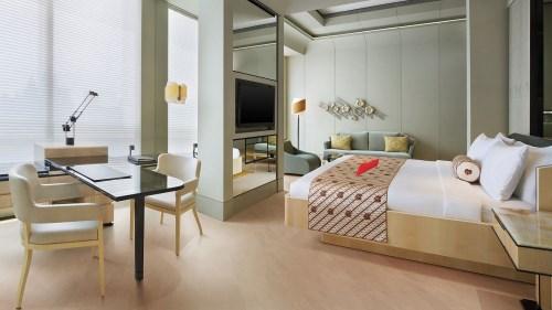 desain kamar hotel bintang 5