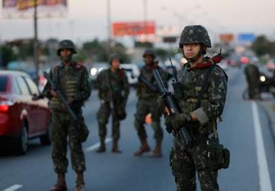 GenEx Pinto Silva - Intervenção das Forças Armadas na Segurança Pública
