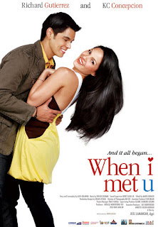 Directed by Joel Lamangan.  With Richard Gutierrez, KC Concepcion, Iya Villania, Alfred Vargas.