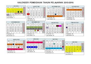 Aplikasi Kalender Pendidikan Terbaru Otomatis Untuk Semua Tahun Pelajaran