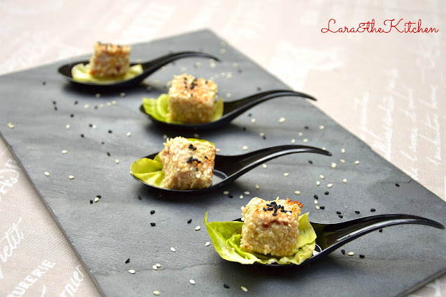 finger food di tonno