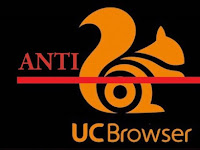 ​Cara Redirect Visitor UCbrowser ke Chrome (Android)