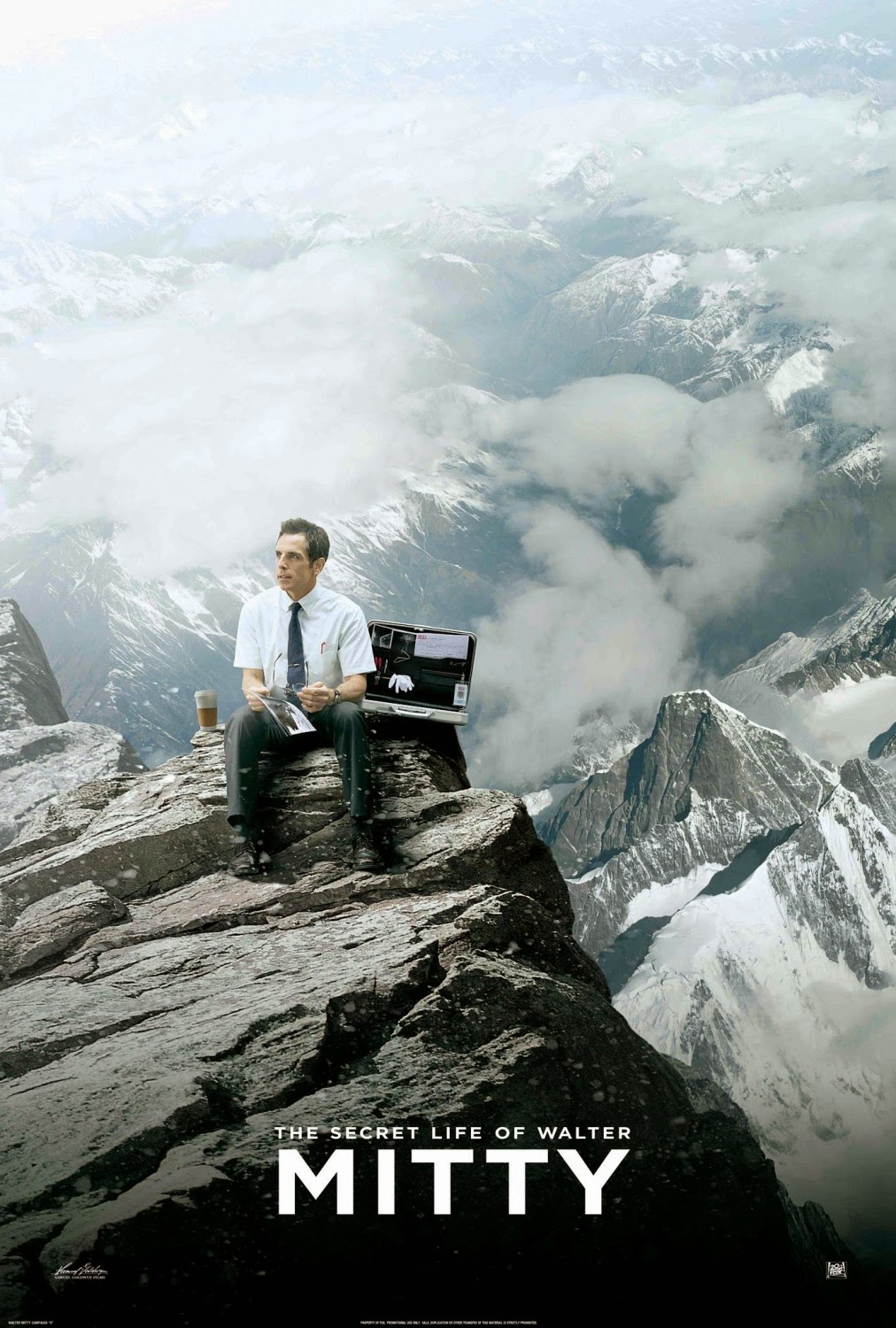 Download The Secret Life of Walter Mitty (2013) BluRay 720p