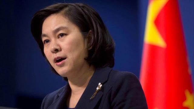 China condena el 'uso de la fuerza' en Siria y pide solución política