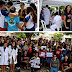 Jovens adventistas promovem grande ação social na Praça Antônio do Monte