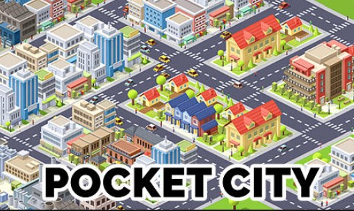 Pocket city Apk+Data Free on Android Game Download