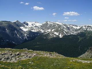Mount Ida, Rocky Mountain N.P.