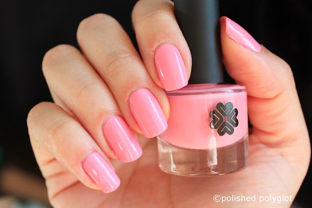 Lily Lolo Nail polish in Candy Floss