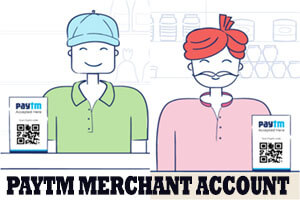 how to open paytm merchant account