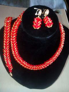 Flat spiral or Millipede bead design