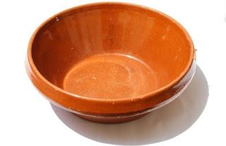 Cassoulet pot from Carcassonne