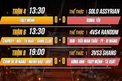 Bản tin AoE ngày 4/3: Các trận đấu luyện tập cung R và Lễ bốc thăm chia bảng giải đấu AoE