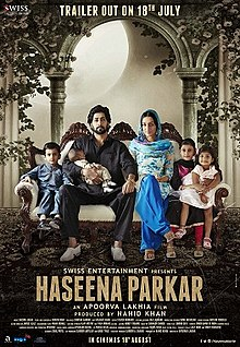 HASEENA PARKAR (2017) Bollywood Movie Download From Simpletorrent