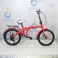 20 exotic disc brake folding bike