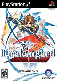 drakengard2ps2 - Download Drakengard 2 PS2