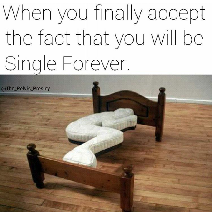 Single's bed
