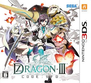 7th Dragon III: Code VFD USA 3DS GAME [.CIA]