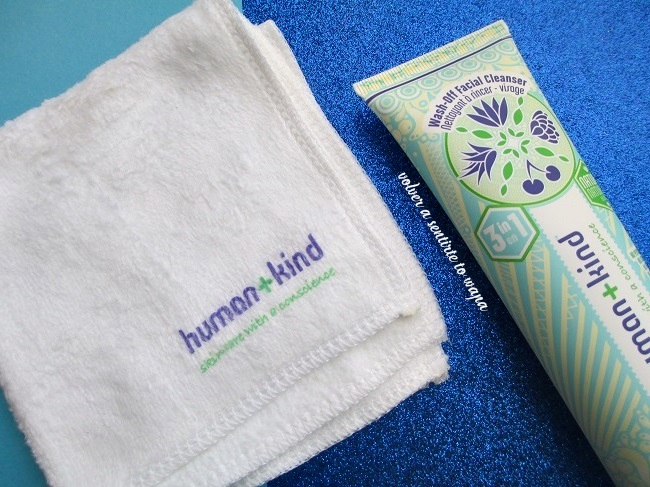 REVIEW | Human + Kind - Wash Off Facial Cleanser
